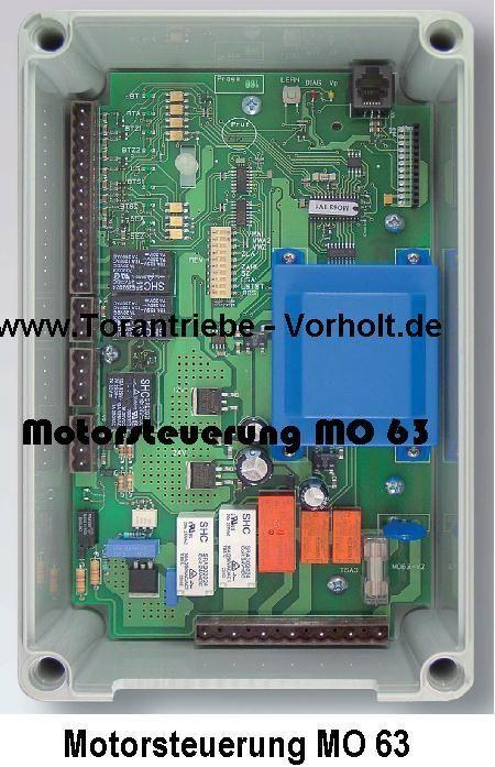 Motorsteuerung, ELKA- MO63 \